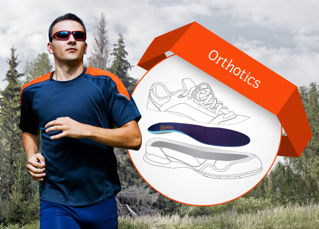 Orthotic Feature